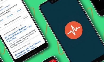 Smartphones, les nouveaux sismomètres