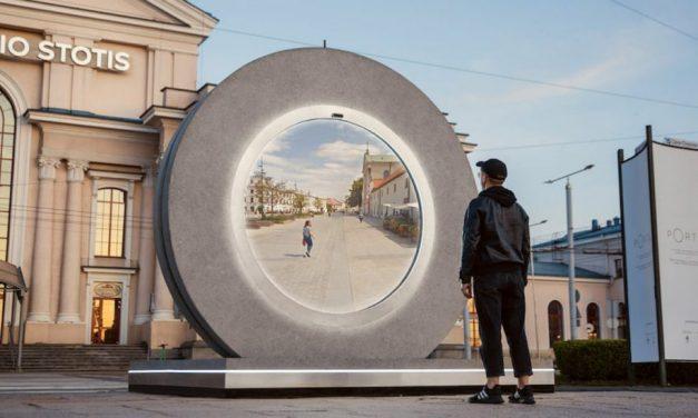 « PORTAL », quand art et technologie créent des portails numériques