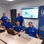 La team «UNC – L2K Innovation», 3ème du Hackathon Cassini sur l'observation spatiale