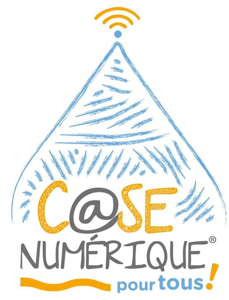 Case numérique logo