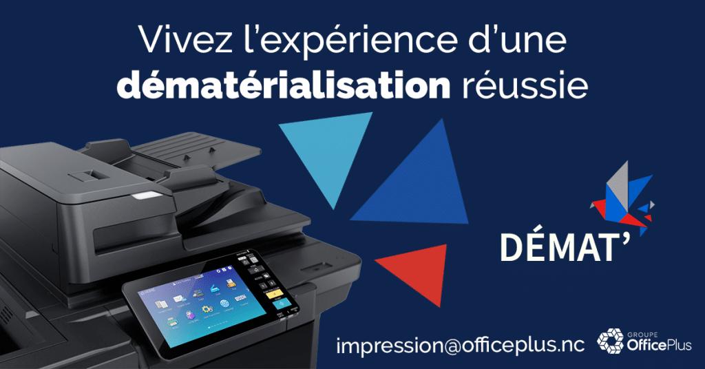 Demat' & Impression, transformation numérique