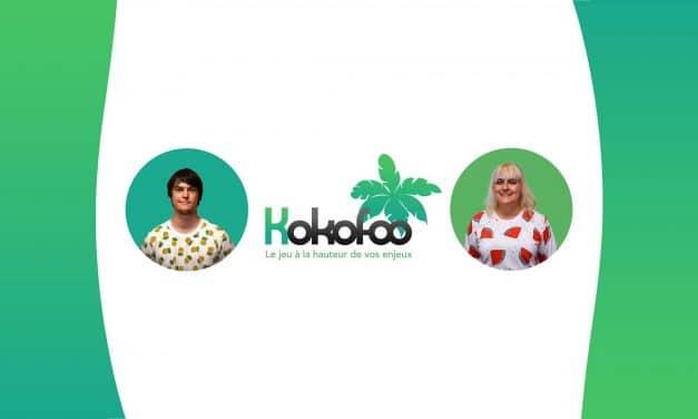 Rencontre avec les fondateurs de la startup Kokofoo