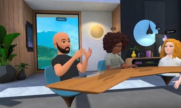 L'Actu des réseaux sociaux – Épisode #1 : Facebook Horizon Workrooms