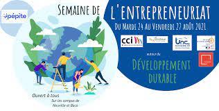 Semaine de l'entrepreneuriat Programme Pépite UNC