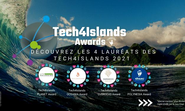 Tech4Islands Awards 2021, le verdict final !