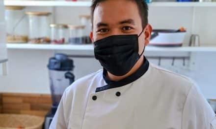 Cuisine calédonienne, l'interview sms de Manatea Kiaora