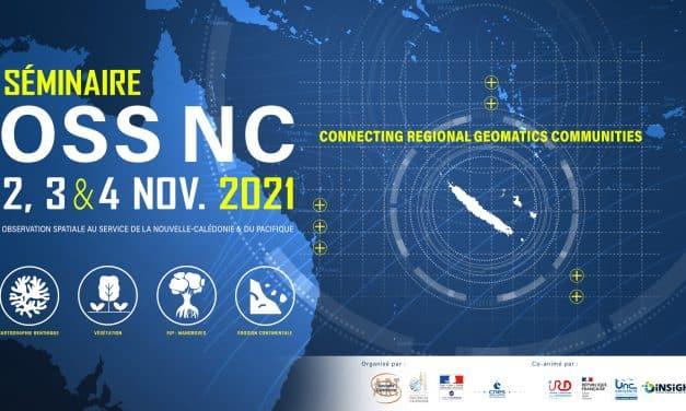 """Séminaire """"OSS NC"""", la communauté géomatique du Pacifique en mode collaboration"""
